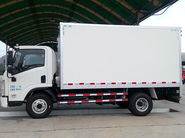 轻卡车辆漆